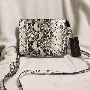 Steve Madden Crossbody bag ( Snake pattern)